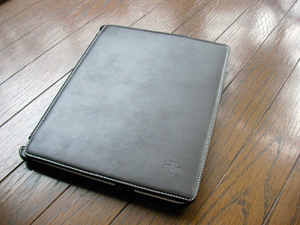 Simplism Leather Smart Shell for iPad 2