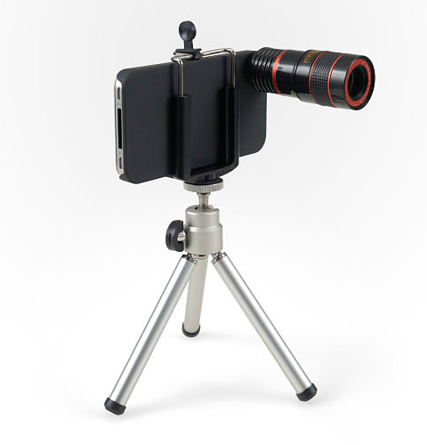 iPhone 4 望遠レンズキット (400-CAM005)
