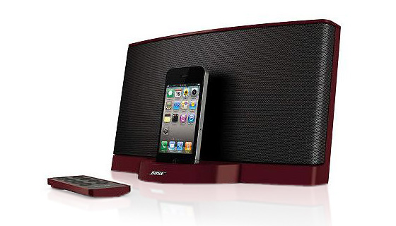 SoundDock Series II digital music system limited-edition Red