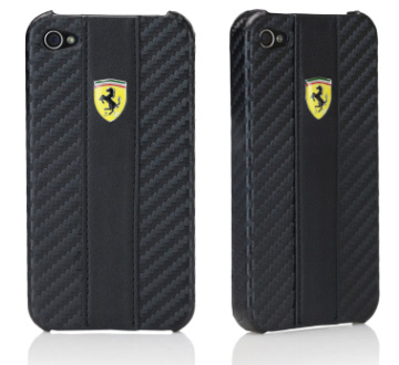 Scuderia Ferrari Challenge Hard Case for iPhone 4