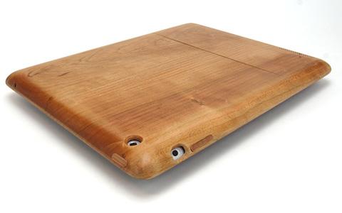 ウッドケース for iPad2