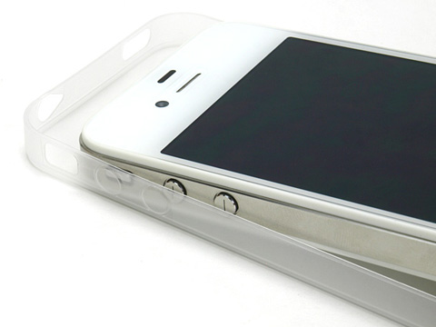 Skinny Fit Case for iPhone4