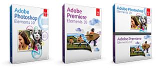 Photoshop Elements 10 & Premiere Elements 10