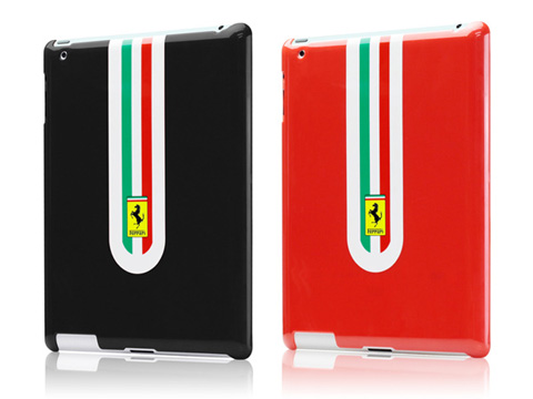 Ferrari GT Racing Hard Case Stradale for iPad 2
