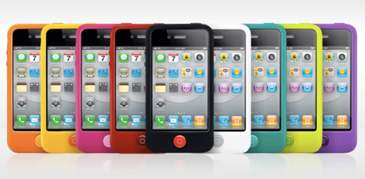 SwitchEasy Colors for iPhone 4S/4