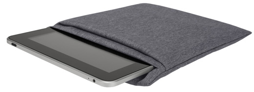 Cote&Ciel Fabric Pouch for iPad 2