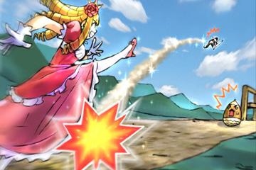 ケリ姫クエスト