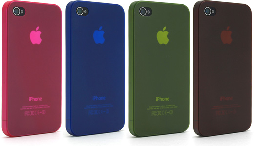 Skinny Fit Case for iPhone4S/4