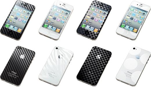 SoftBank SELECTION デザインフィルム for iPhone 4S/4