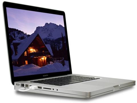 MacBook Pro 15インチ 対応 一体型冷却スタンド (MBP15CS)