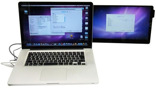 On-Lap Mac接続セット