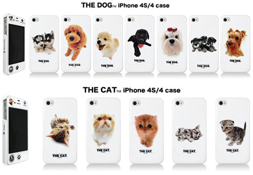 THE DOG/THE CAT
