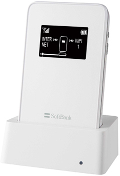 ULTRA WiFi BB SoftBank 101SB