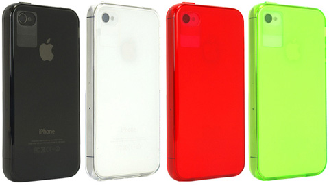 Dustproof GEL Cover for iPhone4S