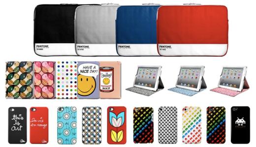 プレアデス、「Case Scenario コレクション」のiPhone/ iPod touch用ケース、iPad用バッククリップ/ スタンディングブックケース、MacBook用スリーブを発売