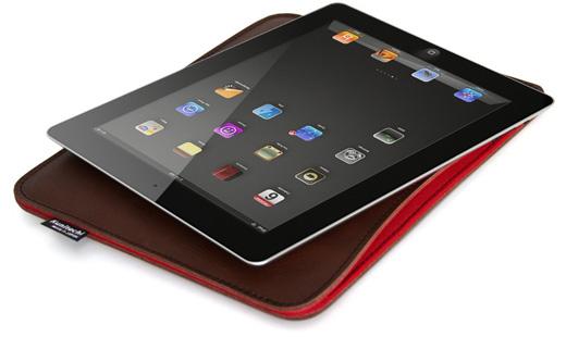 職人が作るオイルドレザースリーブ for iPad 2012スペシャルエディション