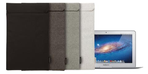 Cote&Ciel Fabric Pouch 2012 for MacBook Air