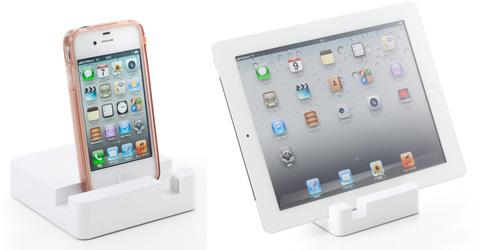 2way Dockスタンド for iPhone/iPad