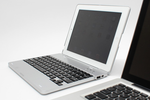 NoteBookCase for iPad2