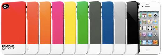 Pantone Iphone4