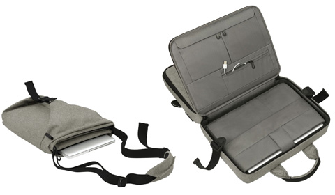 Cote&Ciel Vertical Tote 2012 / Laptop Traveller 2012