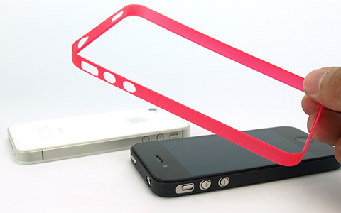 Skinny Fit Band for iPhone4S/4