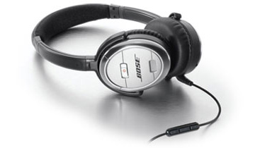 QuietComfort 3 Acoustic Noise Cancelling headphones