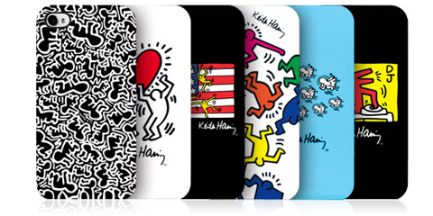 KEITH HARING for iPhone 4S/4