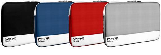PANTONE UNIVERSE Canvas Sleeve with Zip for MacBook Pro