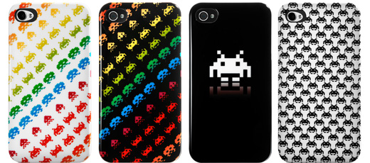 SPACE INVADERS for iPhone 4S/4