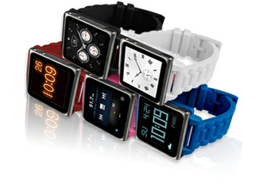 HEX Vision Watch Band for iPod nano 6G