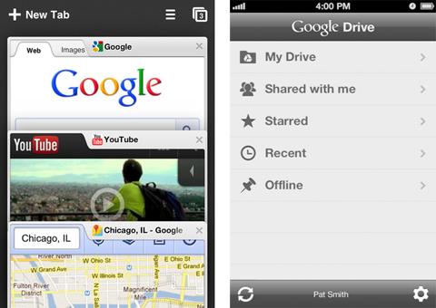 Chrome/Google Drive