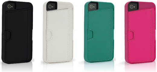 Qcard case for iPhone4S/