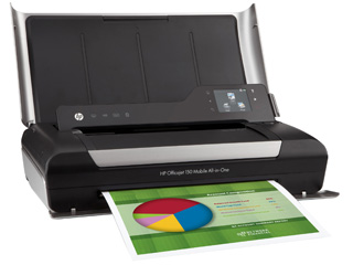 HP Officejet 150 Mobile AiO