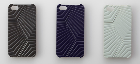 Jigen Series 3D Textured Cover for iPhone 4/4S Ridge