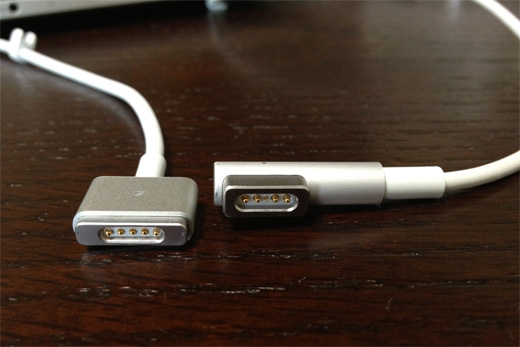 MagSafe and MagSafe 2