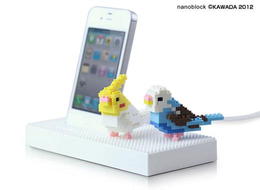 essential TPE nano block Universal Dock