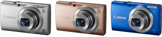 PowerShot A4000 IS