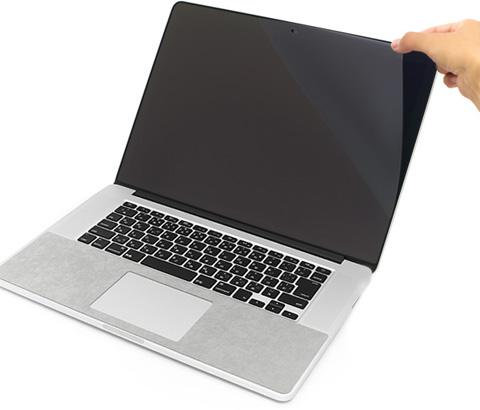 パワサポ、MacBook Pro Retinaディスプレイモデル用のアンチグレアフィルムとリストラグセットを発売