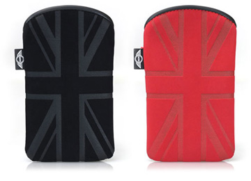 MINI Union Jack Phone Sleeve