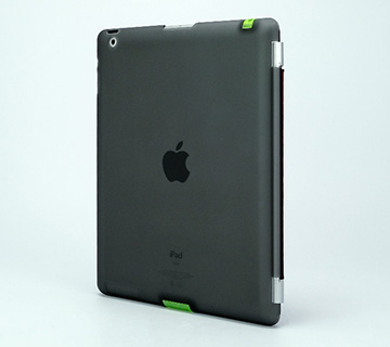 Dustproof case for The New iPad/iPad2