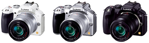 LUMIX DMC-G5