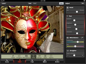 人気の多機能iPhoneカメラ「Camera+」のiPad版が登場