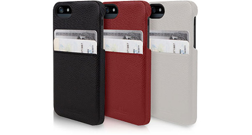 HEX Solo Wallet for iPhone 5