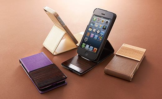 Vertical Flip Style for iPhone 5