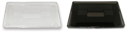 ブライトンネット、MacBook Pro Retina用クリスタルケース2色を発売