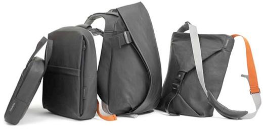 プレアデス、キャンバス地にTPUコーティングを施したラップトップ対応バッグ4種類を発売