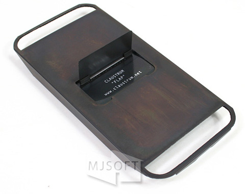 CLAUSTRUM FLAP for iPhone 5 (Holder + Stand)