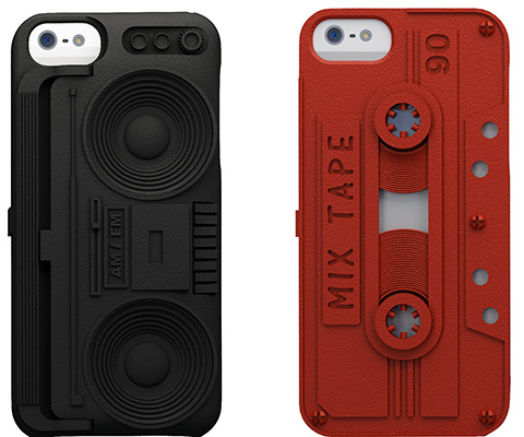 Freshfiber Boombox/Casette for iPhone 5
