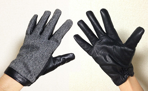 iTouch Gloves LEATHER